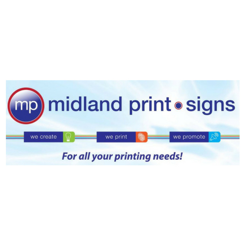 Midland Print • Signs